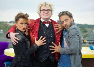 NH Nieuws met Tommie Christiaan en Tatum Dagelet
