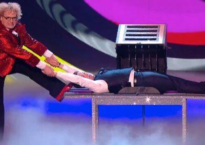 Niels Harder Semi Finals Britains Got Talent