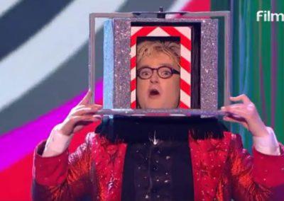 Niels Harder Semi Finals Britains Got Talent Headtwister illusion