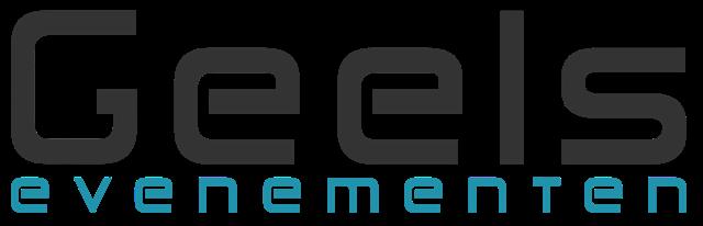 logo Geels Evenementen 2016
